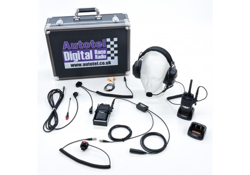 Race 600 Complete Race Car Radio System