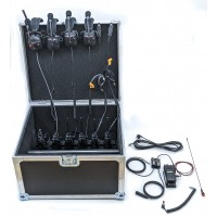 NX9000/6 ADVANCED DIGITAL RACE TEAM RADIO SYSTEM