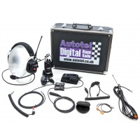 Race 600D PLUS Enhanced Digital Race Car System