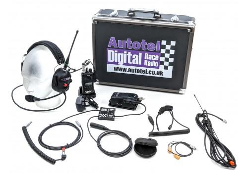 NX6200D Complete Digital Race Car System