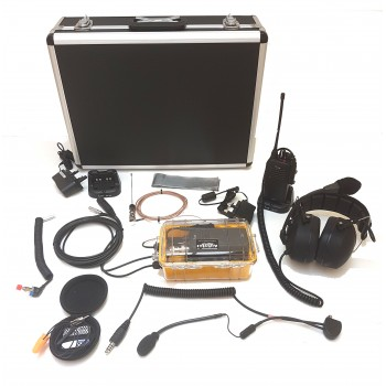 Race 600DPB Complete Digital Power Boat Radio System