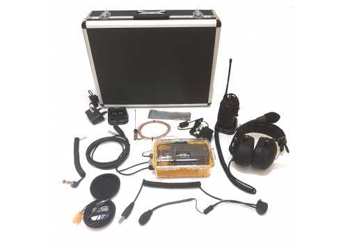Race 600DPB Complete Digital Power Boat Radio System