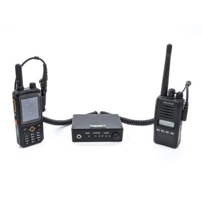 Basic mission control system PoC