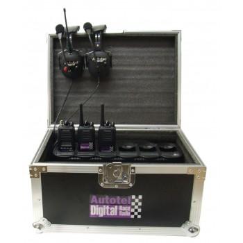 NX9300/3 ADVANCED DIGITAL RACE CAR RADIO SYSTEM