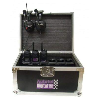 NX9000/3 ADVANCED DIGITAL RACE TEAM RADIO SYSTEM