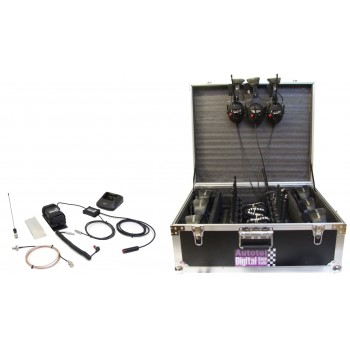 NX9003/2/10 ADVANCED DIGITAL RACE CAR RADIO SYSTEM