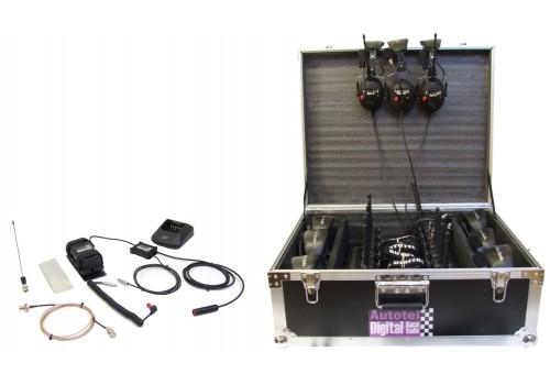 NX9003/2/10 TEAM DIGITAL RACE CAR RADIO SYSTEM
