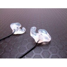 RR500 Custom Moulded Earpieces