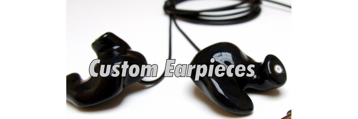 Driver earpieces