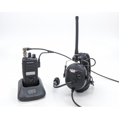 NX9000/3 ADVANCED DIGITAL RACE TEAM RADIO SYSTEM