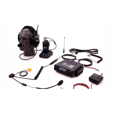 NX9300/3 ADVANCED DIGITAL RACE CAR RADIO SYSTEM
