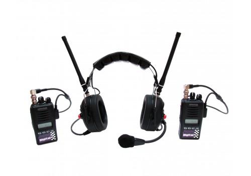 NX931Digital Dual Radio Pit Set