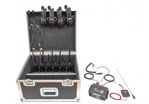 NX9300/6 Team Radio System