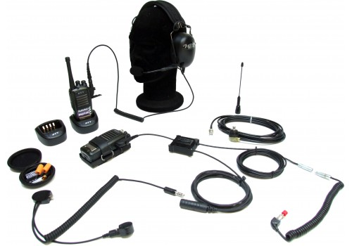 Race 600 Complete Race Car Radio System