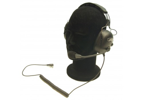 Practise Noise cancelling headset