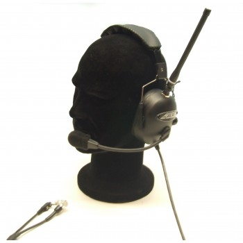 Standard Noise cancelling headset with Eleavated antenna