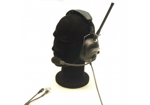 Standard Noise cancelling headset with Elevated antenna