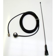 GT Saloon Car antenna
